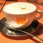 キックバック カフェ - お店のオリジナルカップ
