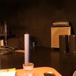 キックバック カフェ - ステージ