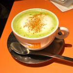 キックバック カフェ - 抹茶ラテ