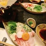 食肴旬菜 富一 - 梅コース