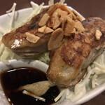 広島焼 HIDE坊 - 牡蠣ガーリック醤油