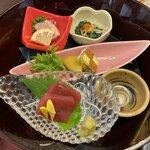 せんざん - 旬菜四種