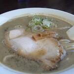 孝百 - 料理写真:イチオシ 煮干しラーメン
