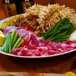 美食蔵部 - おすすめステーキとジンギスカンの鉄板焼コース