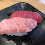 かっぱ寿司 - 料理写真:美味しい生本鮪