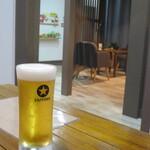 LAF - 札幌ビールがうれしい