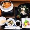 食在周防あらかわ - 料理写真:せと貝釜飯 \1,575