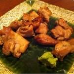 Sumibiwashokuso - 地鶏の炭火焼