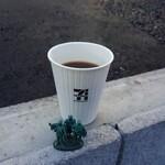 セブンイレブン - ドリンク写真:ホットコーヒーR(レギュラー) 100円