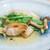 柾木 - 料理写真:のどぐろの焼き浸し 丹羽椎茸 しめじ 壬生菜 ハナビラタケ