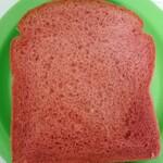 プチ エクレア - 料理写真:ビーツの食ぱん。