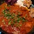 大衆スパイスカレー食堂 つもくりカレー - 角煮カレー+唐揚げ