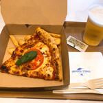 ルイズ N.Y. ピザ パーラー - マルゲリータセット