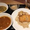 札幌スープカレー本舗 - 料理写真:レディースセット(2種類)