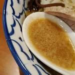 麺恋処 いそじ - スープ濃いです