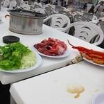ビアガーデン 野宴 -
