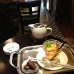 ティーアンドコーヒーカンパニー - 紅茶  キーマン  中国のお茶みたいです。サッパリしてて美味し
