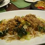 14173644 - 冷たい稲庭タンタン麺