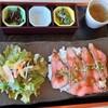 Youganyakinikutokushima - 料理写真:近江牛ローストビーフ丼