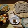 Rinshouansouyu - 料理写真:真田(とろろ蕎麦)