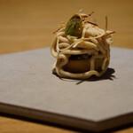 orage - 秋刀魚 海老芋