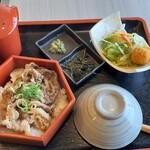Youganyakinikutokushima - 近江牛ひつまぶし