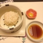 梅の花 - 豆腐しゅうまい