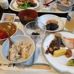 ブリーズベイホテル&リゾート 下呂 - 料理写真:
