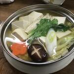 三枡 - 湯豆腐