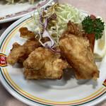 餃子の王将 - 鶏唐JSM