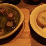 シエスタ - マッシュルームのオーブン焼き