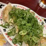 ひろしまギョウザ - ネギたっぷり広島餃子