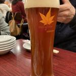ひろしまギョウザ - 宮島地ビール
