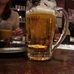 さらさら - 生ビール