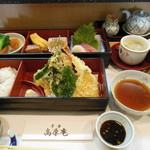高原庵 - 料理写真:高原御膳(タカハラ) ¥1575