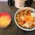 洋食 小春軒 - 料理写真:小春軒@人形町 小春軒特製カツ丼・大盛(1300円+100円?) 大盛りなのでどんぶりが違う