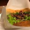 会津食彩蔵河内屋 - 料理写真:ラム肉サンド