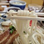 ななほし食堂 - 沖縄そば アップ