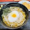 Kira - 料理写真:右上:おあげ 下:季楽そば (大盛)
