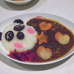 AKB48カフェ&ショップ  - 篠田麻里子のチョコパンダカレーだったかな?チョコはいらない・・・