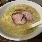 141762138 - 守 塩ラーメン 細麺
