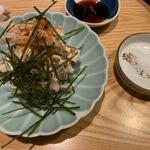 夜ノ焼魚 ちょーちょむすび - 【ゴボウサラダ】♫2020/10
