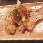 鮮魚とおばんざい 浜金 - 唐揚げ