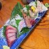 すし田村 - 料理写真:刺身定食の刺身