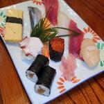 すし田村 - ランチにぎり寿司1、5人前