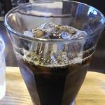 14179041 - アイスコーヒーは+150円で付けることができます!