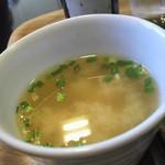 14179042 - 味噌汁は普通~
