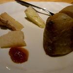 ラタフィア - チーズ盛り合わせ