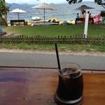 Rカフェ - アイスコーヒー