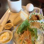 松葉 - 料理写真:サンキューセット(税込420円)(2020.11.現在)